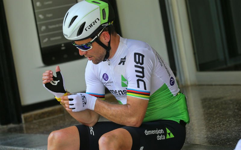 Grote zorgen om Mark Cavendish: